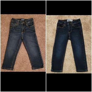 Toddler 2T Jeans set
